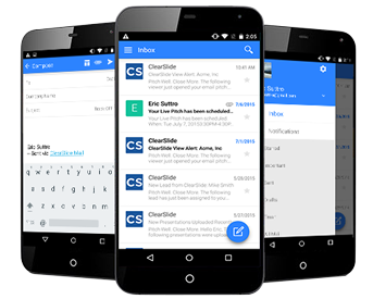 CSMail Android
